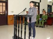 阮文化以反国家宣传罪被判7年监禁