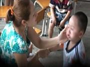 国家主席陈大光要求严惩暴力侵害、虐待儿童等行为