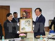 越南法院与印度法院加强合作