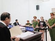阮玉如琼反国家宣传案:维持一审原判 对其判处10年监禁