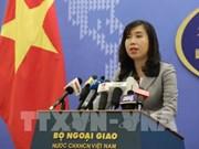 越南支持东盟与欧盟强化伙伴关系