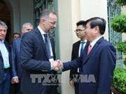 胡志明市与意大利加强投资合作