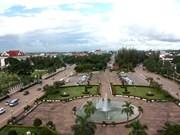 老挝国家稳步前进