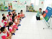 日本Kids Corporation集团瞧准越南学前教育市场