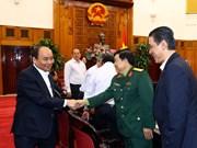 越南政府总理阮春福:安江省应推动经济建设和国防建设融合发展