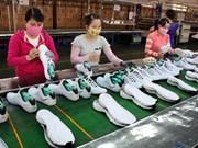 2017年越南鞋类出口可达150亿美元
