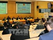"""题为""""聘用越南劳工""""的研讨会在捷克举行"""