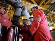 PVN原油开采量超出原计划