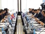促进各政党在推动俄罗斯与东盟关系发展的作用