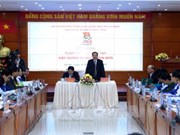 阮春强部长:青年是新农村建设中的重要力量