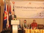 东盟与联合国推动全面伙伴关系向前发展