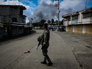 菲律宾军队要求延长在棉兰老岛的戒严令
