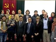 德国援助越南保护和修复纸质文物