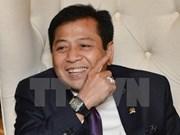 印尼国会议长诺凡多递交辞职书