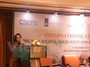 提高东盟成员国对劳务移民问题的认识
