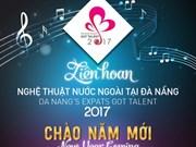 2017年岘港外国达人秀举行在即