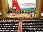 越南老兵协会第六次全国代表大会隆重开幕