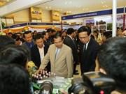越南出席柬埔寨进出口商品展