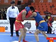 2017年第一届亚洲杯武术散打比赛:越南武术队获4金