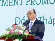 """越南政府总理阮春福:投资商应把同塔视为自己""""第二故乡"""""""