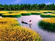 在九龙江平原地区气候变化和能源发展背景下努力保障水源安全