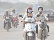 胡志明市努力控制交通运输的温室气体排放