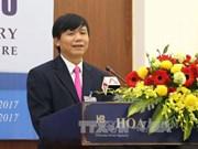 越南副外长邓廷贵:年轻一代在促进越老关系发展中扮演着举足轻重的角色