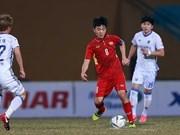 友谊赛:越南U23队2比3不敌韩职联4强