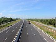 越南交通运输部公布北南高速公路东线部分路段建设项目名录