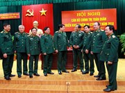 越南人民军总政治局全军政治干部会议在河内召开