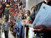 马来西亚开展行动追捕非法外来劳工