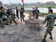越南共有近2900个乡达到新农村建设标准