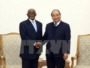 喀麦隆愿与越南加强多方面合作