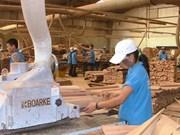 2017年越南林业产品出口额逾80亿美元