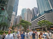 制造业是新加坡经济增长的重要引擎