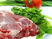 Feddy 向胡志明市消费者提供无公害猪肉