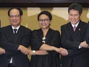 东盟新任秘书长呼吁东盟各国提升自然灾害控制能力