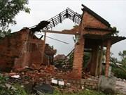 联合国开发计划署协助越南灾民重建房屋