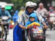 8日起越南北部和中部地区继续遭低温寒冷天气袭击