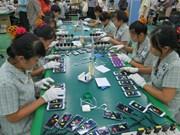 2017年越南手机出口额高达451亿美元 创历史新高