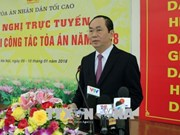 陈大光:法院部门要及时严格对各起贪污案件及经济犯罪案件进行审判