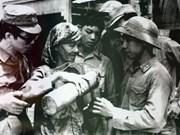 越南与柬埔寨团结战斗之情的光辉象征