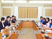 加强越南胡志明市与日本大阪府年轻人的交流