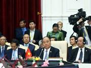 阮春福总理出席澜沧江-湄公河合作第二次领导人会议