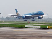 2017年越南航空总公司税前利润达2.8万亿越盾