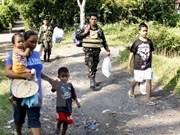 菲律宾政府疏散马荣火山附近900余户家庭
