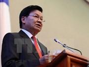 老挝总理通伦访缅  深化两国合作关系