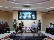 薄辽省:全力以赴弘扬越柬传统友谊