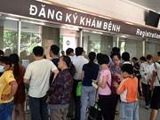 越南扩大与世界卫生组织的合作