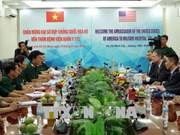 美国驻越大使探访175军医院